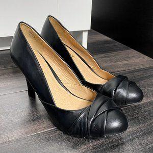 Report 3 inch High Heels - Black, Size 6.5